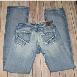 28 BKE Denim Kate Stretch Long Jeans